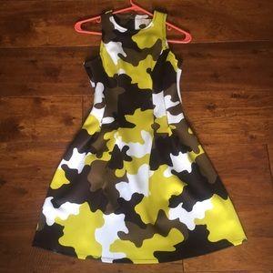Micheal Kors Camo Dress